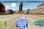 Screenshot of Episode I Racer video game