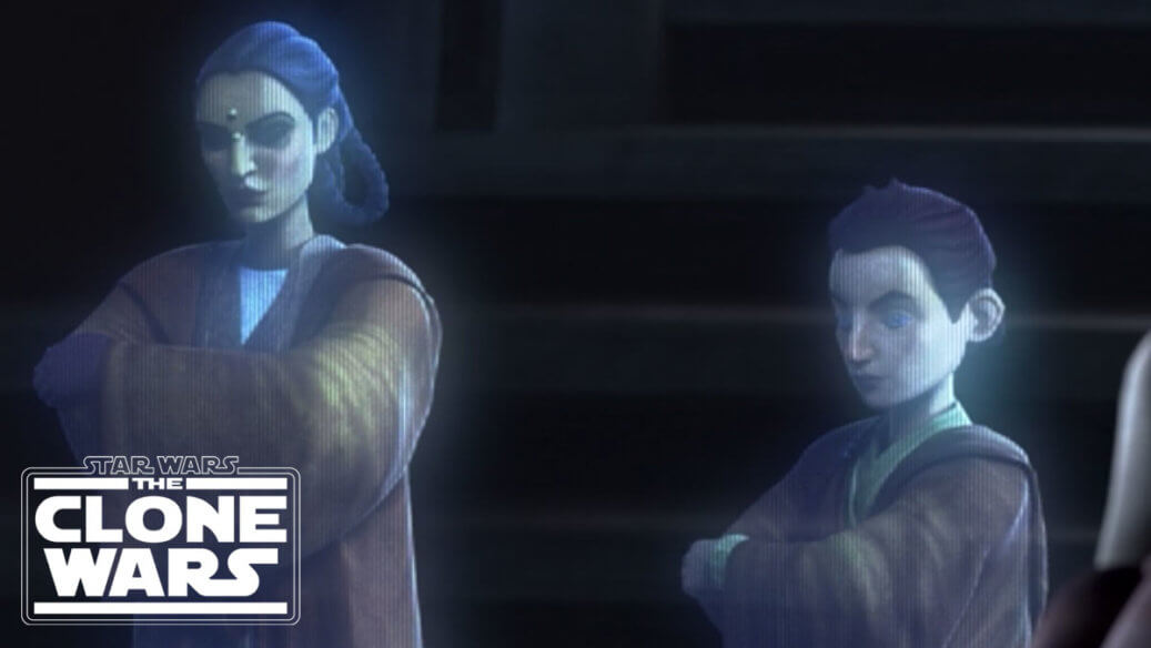 Caleb Dume appears in The Clone Wars Old Friends Not Forgotten