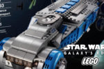LEGO Resistance I-TS Transport vehicle
