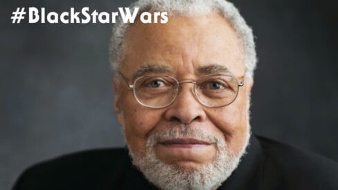 black star wars actor james earl jones