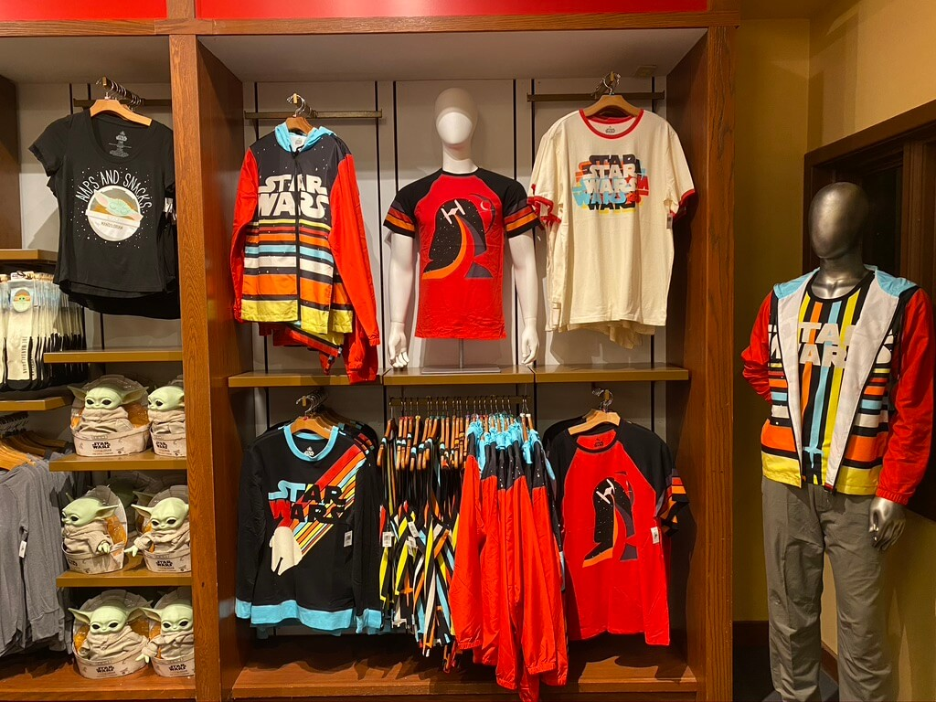 New Star Wars Merchandise available at Disney Springs
