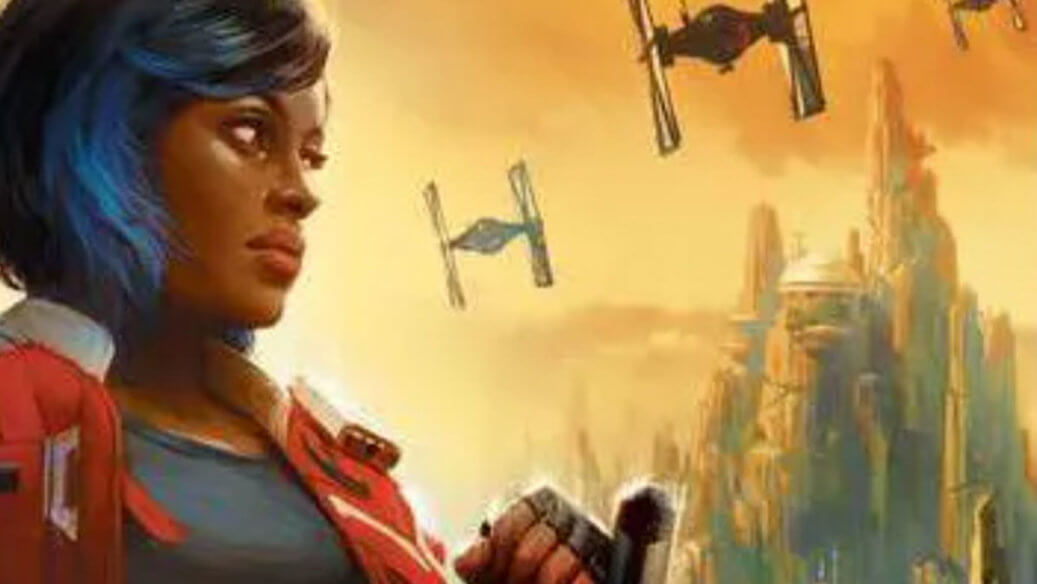 Return to a Shattered Planet is a short story inside the paperback edition of Galaxy's Edge Black Spire