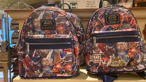 New Loungefly Star Wars Mini Backpack