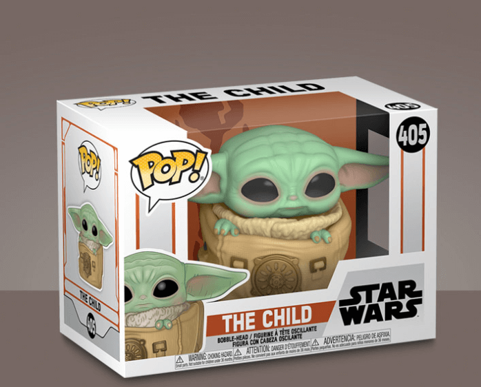 #MandoMondays Announced by Lucasfilm and includes new merchandise featuring Baby Yoda and the Mandalorian.