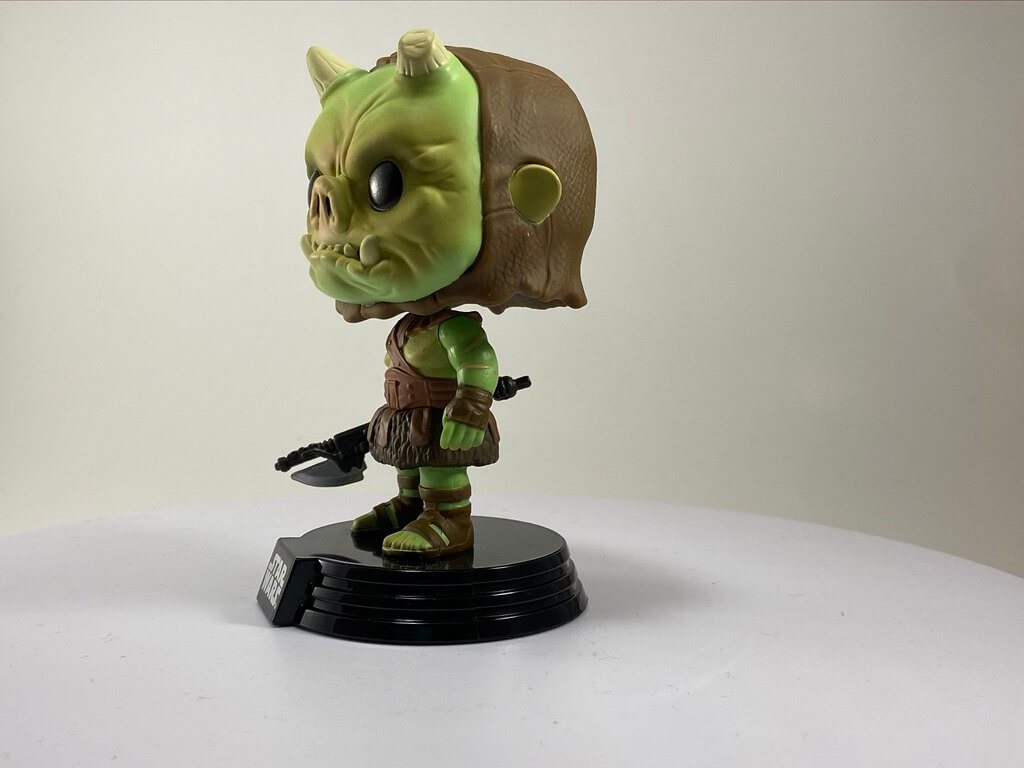 The new Gamorrean Fighter Funko POP!
