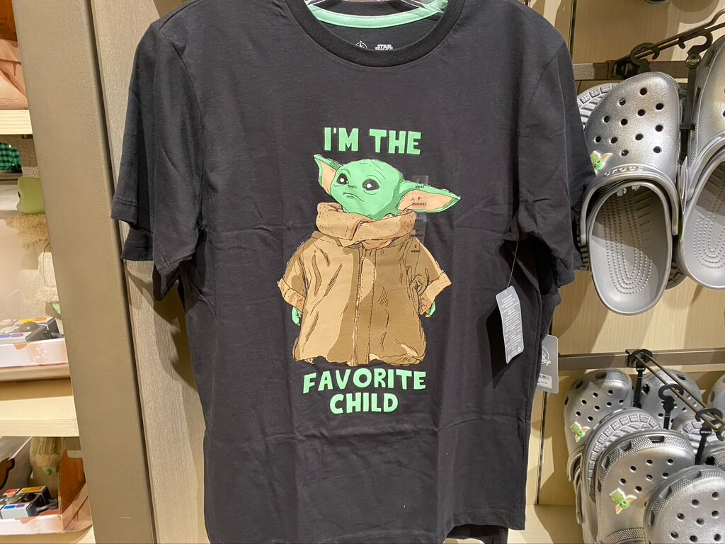 New Star Wars and Mandalorian merchandise available at Disney Springs