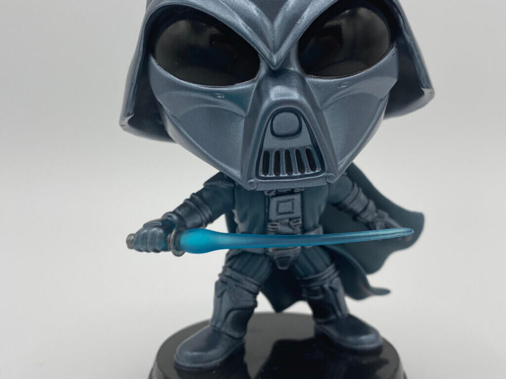 The concept series Darth Vader vs. Darth Vader comes with its own set of similarities and differences.